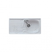 Раковина 90 см Galassia Kitchen sinks арт. 5003